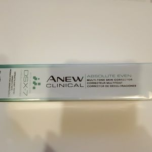 Anew absolute even